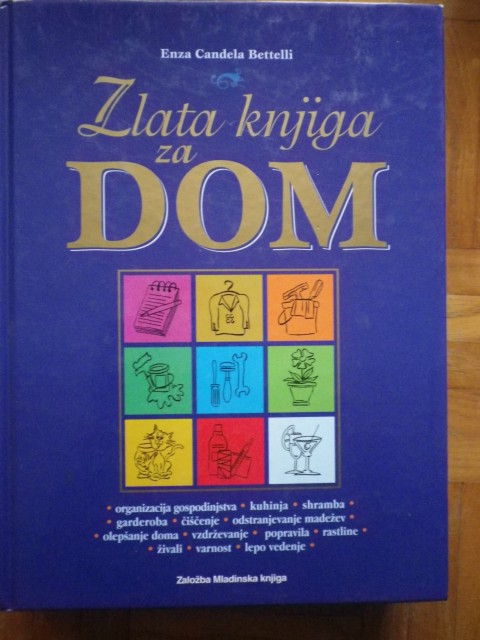 Zlata knjiga za DOM 1