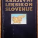 Krajevni leksikon Slovenije