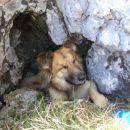 prijetno hladna luknja pred jamo