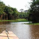 Bolivija-potovanje po reki