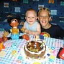 jurček praznuje rojstni dan