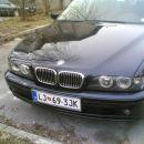 BMW E39 facelif