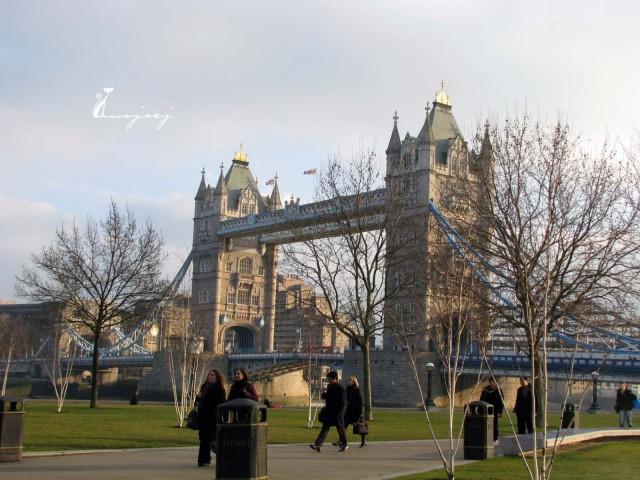 London januar2009 - foto