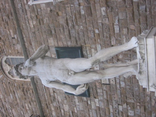 Michelangelov David seksi tudi pri 500 letih