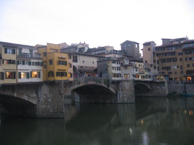 Stari most v Firencah