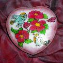 Srček (plastična embalaža od bonbonov)