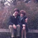 S prijateljico Darjo v Svečini 1983