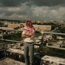 Izrael Jeruzalem, arabec, ekskurzija 1987