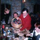 Rojstni dan s sodelavci 2001
