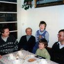 Župnik in kaplan pri nas 1998