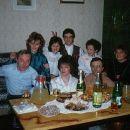 Silvestrovo 1992 pri sosedih