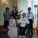 Poročna priča Vladotu in Elici v domu 1991