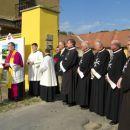 O pomenu malteškega viteškega reda je spegovoril tudi dr. Stanko Lipovšek, malteški vitez.