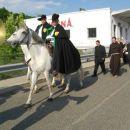Poleg policijske je sodelovala tudi pohorska konjenica.