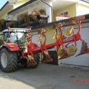 Steyr PROFI 6140- Pottinger servo 45Plus