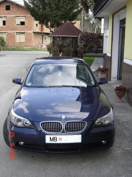 BMW E60 - foto