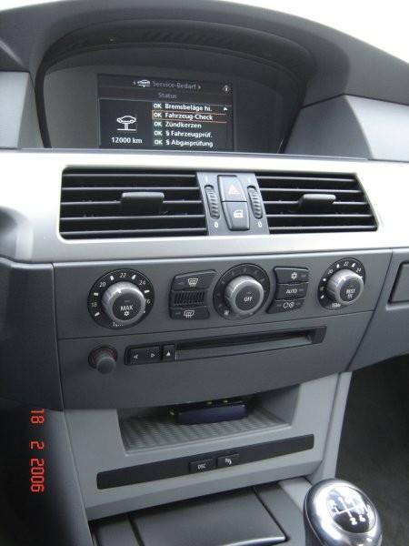 BMW E60 - foto povečava