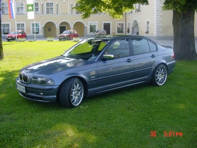BMW E46(bivše vozilo) - foto