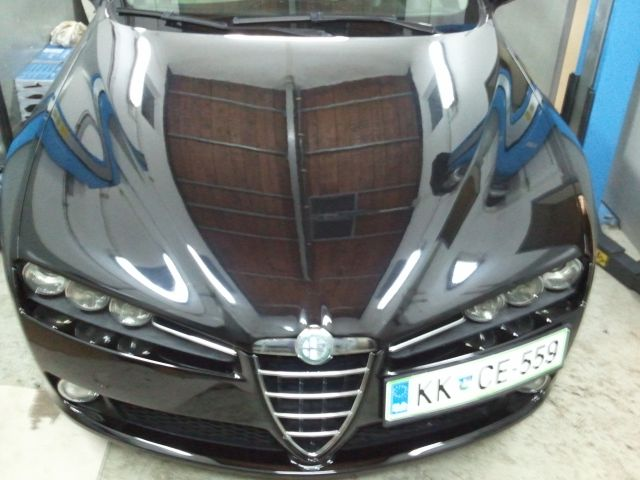 Alfa romeo 159 SW jtd 16V - foto