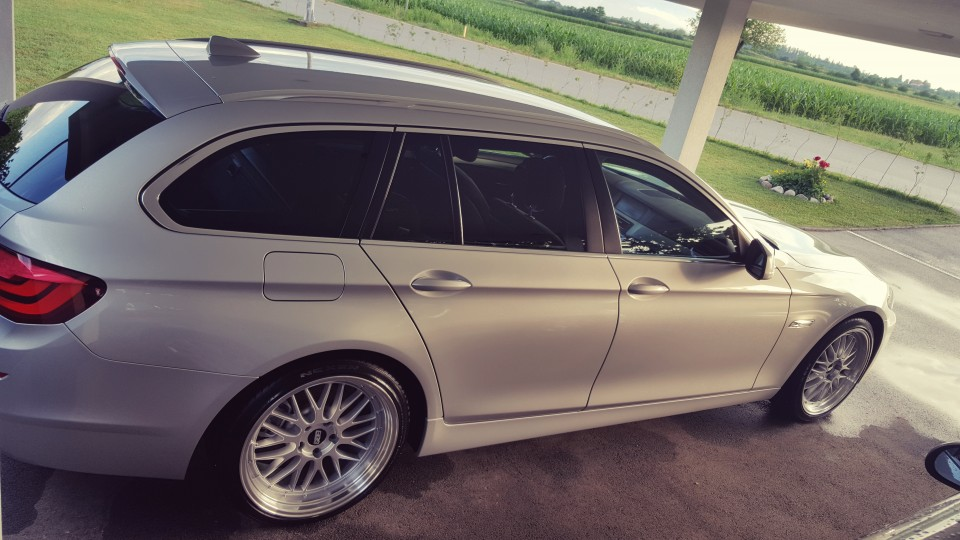 BMW F11 - foto povečava