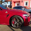 Alfa Romeo GIULIA QV 2,9 V6 (test)