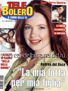 Andrea del Boca - foto