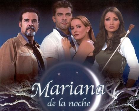 Mariana de la Noche - foto