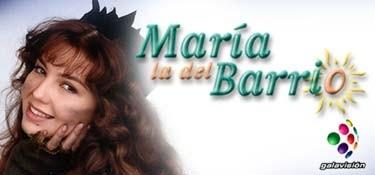 Maria la del Barrio - foto povečava