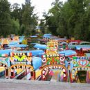 Xochimilco prvič