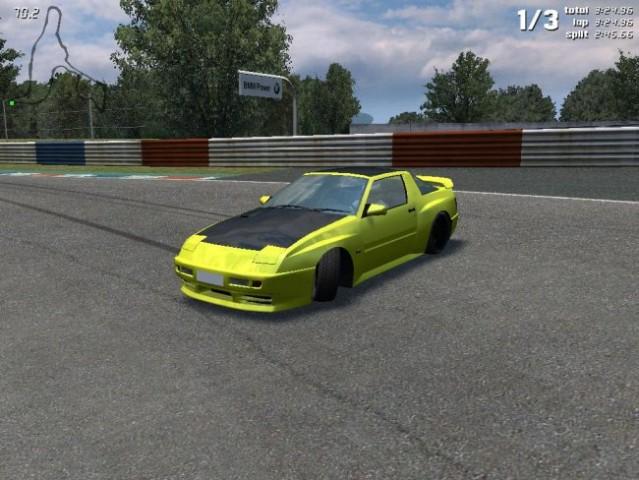 LFS-drifting - foto