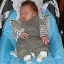 Maiči spančka (star 10dni)