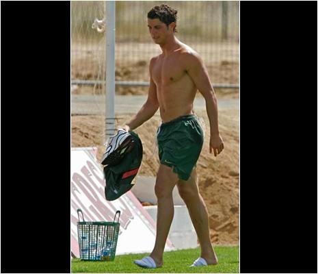 Cristiano Ronaldo - foto povečava