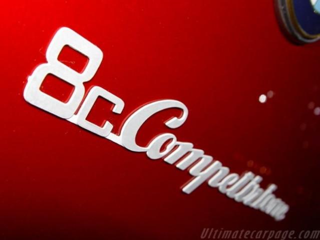 Alfa romeo 8c competizione - foto