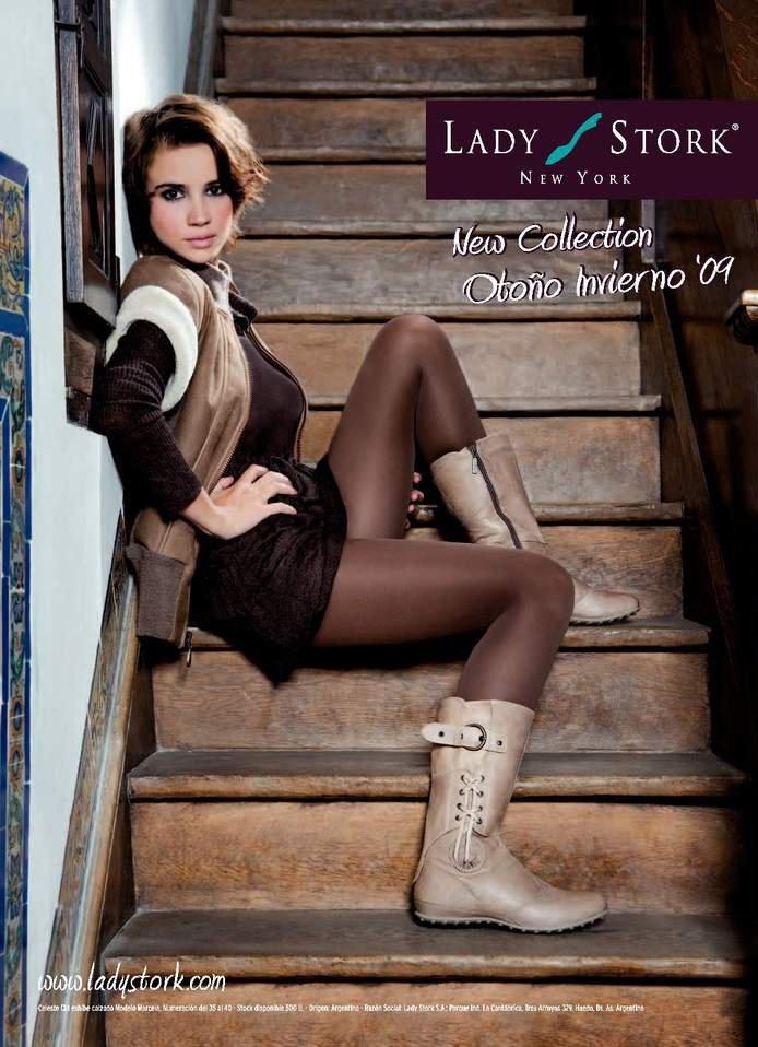 Celeste Cid - Lady Stork - foto povečava