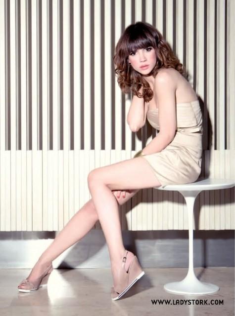 Celeste Cid - Lady Stork - foto