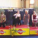 Cacib Portoroz 2003: 3rd place with Zwergschnauzer