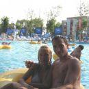 Bar v vodi (vodni zabaviščni park Aquamagic).