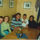 Od leve: Tone, Martina, Frenk, Erik, Alenka