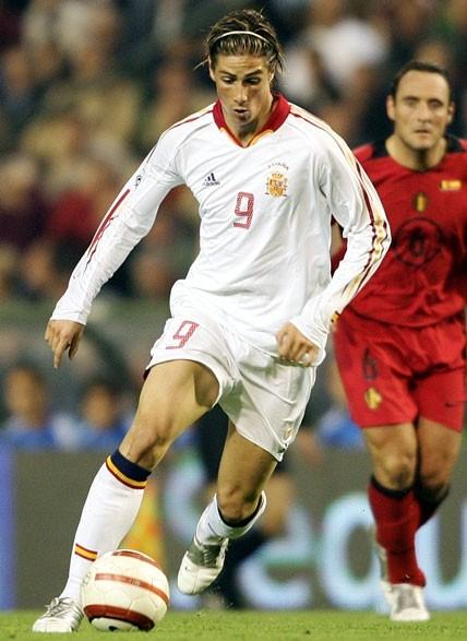Fernando Torres <3 - foto povečava