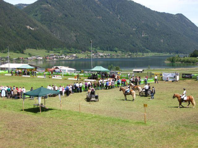 Deželna razstava na Belem jezeru - foto