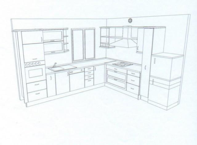 Kuhinja - foto