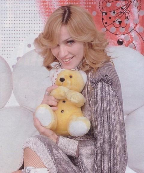 Madonna [boj proti AIDS-u]