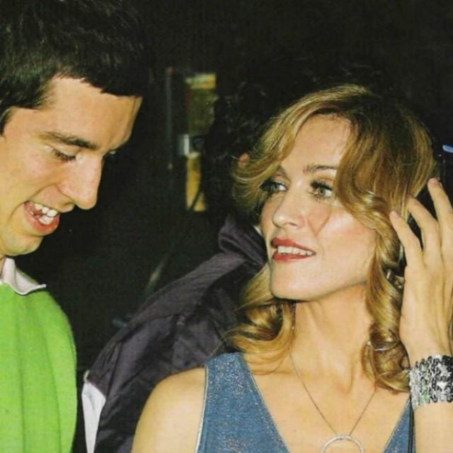 Pravijo da sta par...Madonna pa pravi: ''spet kvasite traparije???''...zakooon komentar