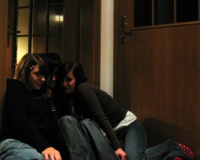 Kaia. & Katia. & Ana.