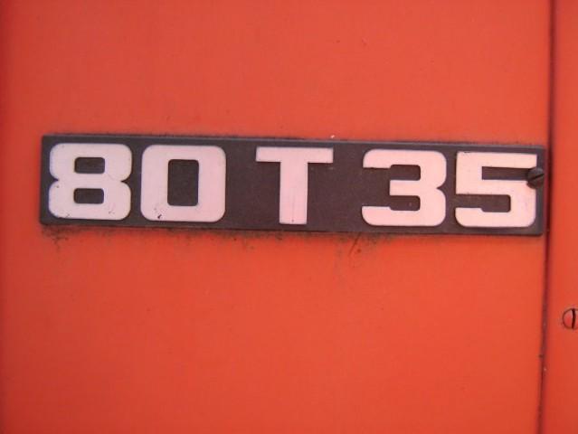 TAM 80T35 1988 - foto