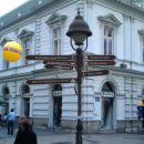 V Beogradu se boste znali orientirati tudi če ne znate cirilice