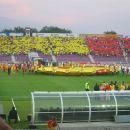 Stadion navsezadnje le ni bil nabito poln.