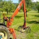traktorski nakladač