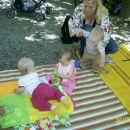 Živa, Kaja, Kostja in mamica ircica