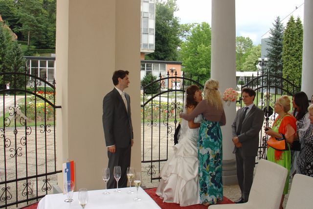 Poroka Miloš in Polona - foto